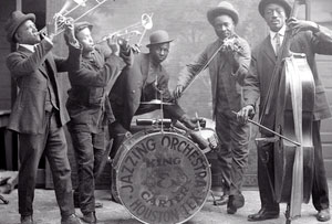 The King & Carter Jazzing Orchestra