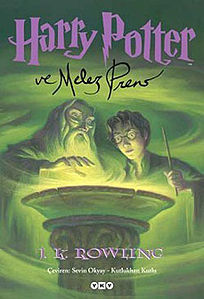 Harry Potter ve Melez Prens (kitap)