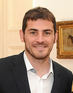 İker Casillas
