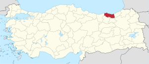 Dumlusu, Of