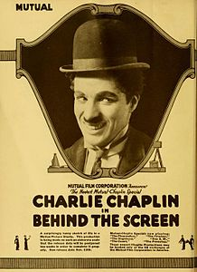 Behind the Screen (film, 1916)