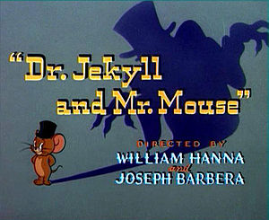 Dr. Jekyll ve Mr. Mouse