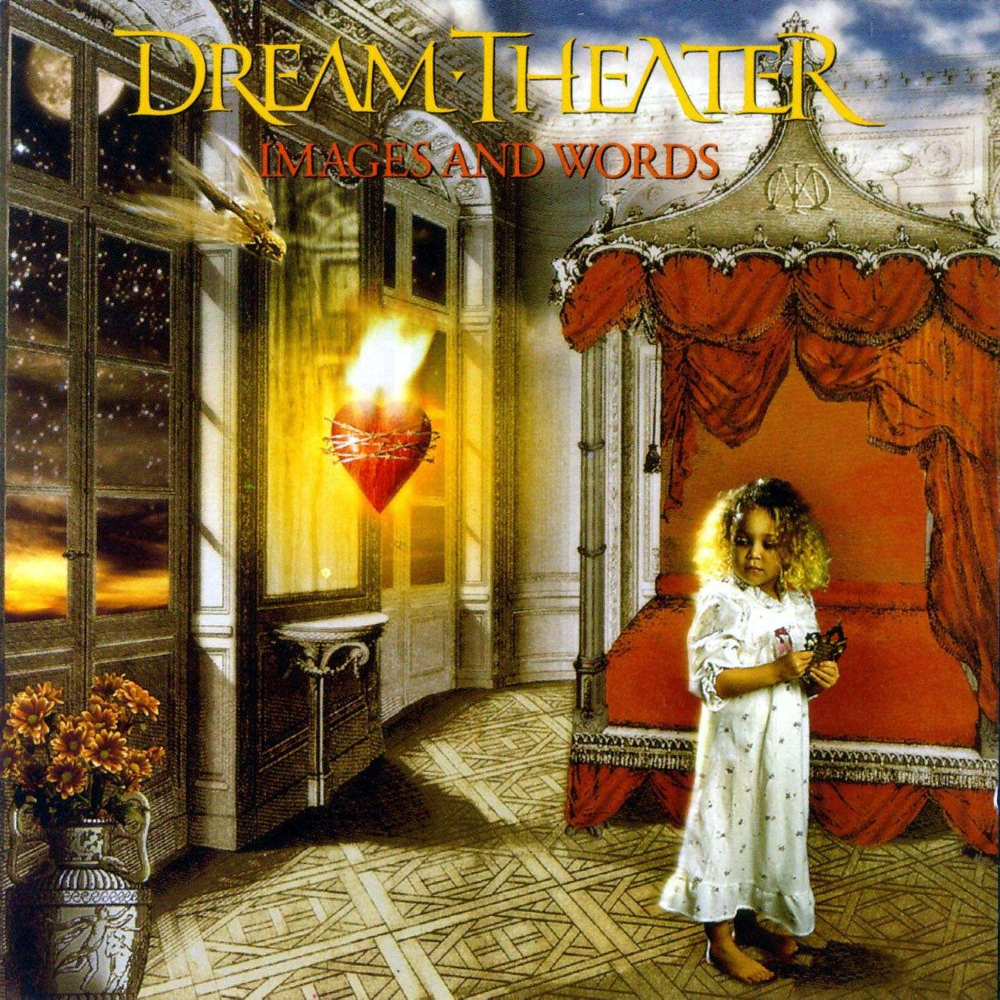 Dream Theater - As I Am with lyrics - YouTube